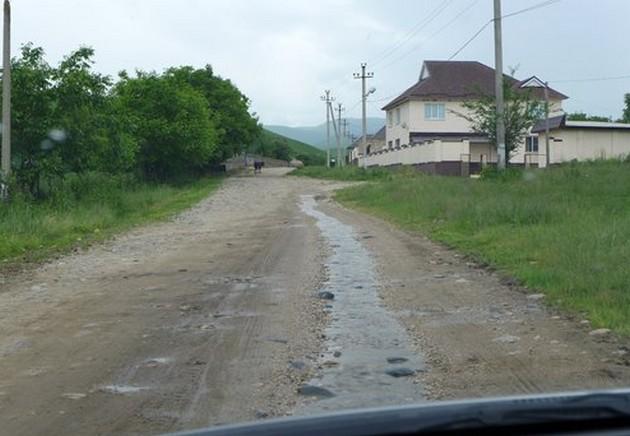 село каменномостское