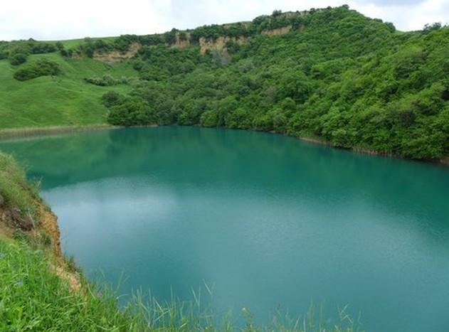 озеро Большой Шадхурей