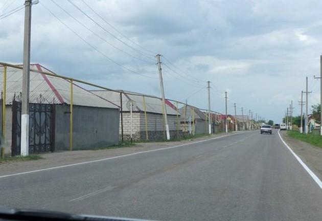 улицы в поселке КБР