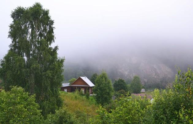 айгир утром