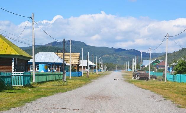 деревня мусино