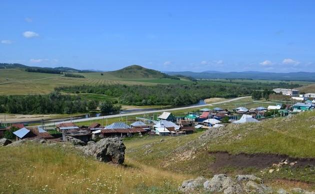 деревня Новобайрамгулово