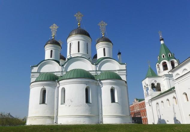 Спасо-Преображенский собор 16 век