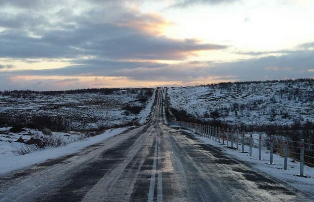 северная трасса
