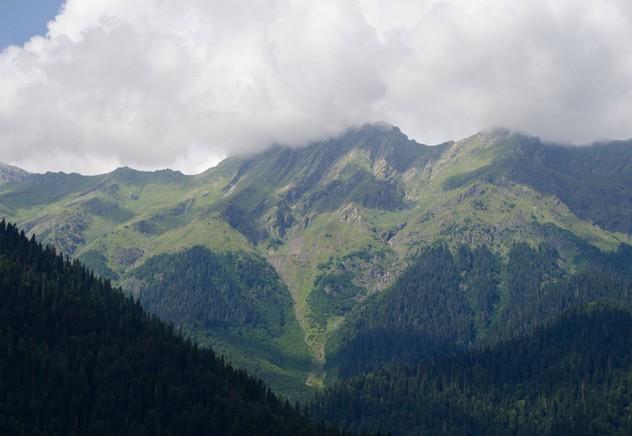 абхазия горы