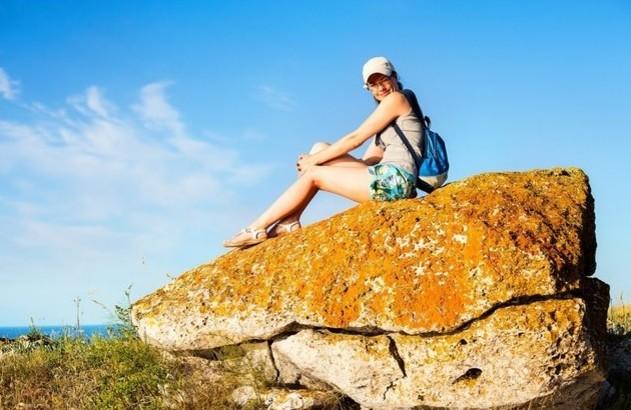 путешествие в крым на камне