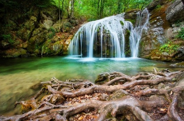 водопады хапхал