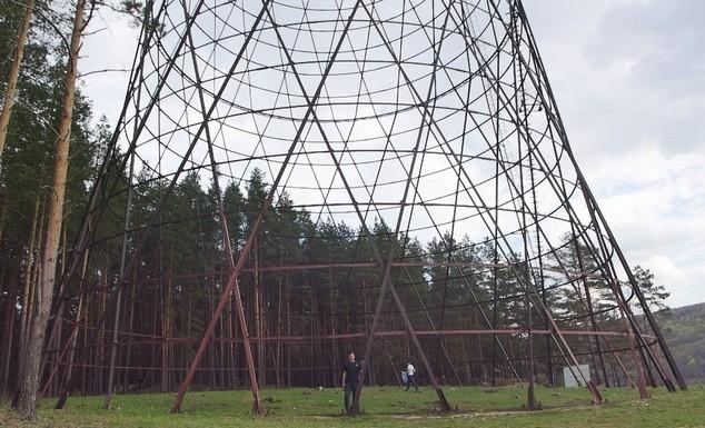 стальная башня шухова