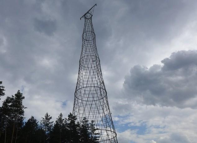 шуховская башня дзержинский