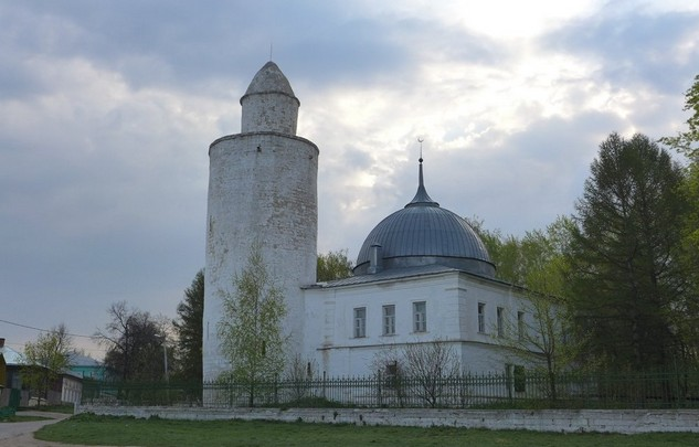 мечеть в касимове