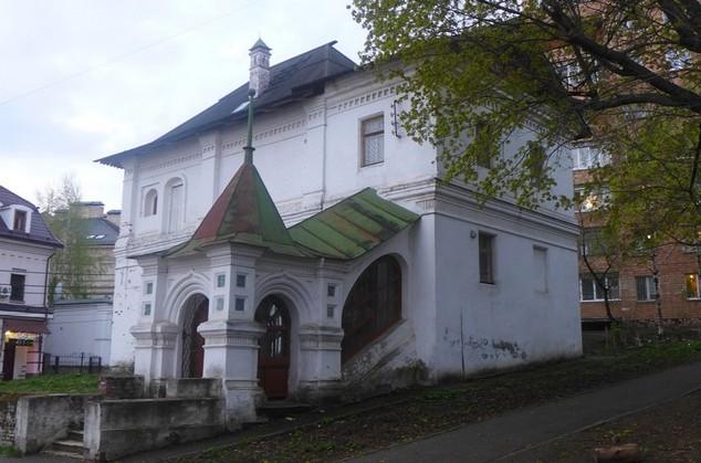 самый старый дом в нижнем новгороде