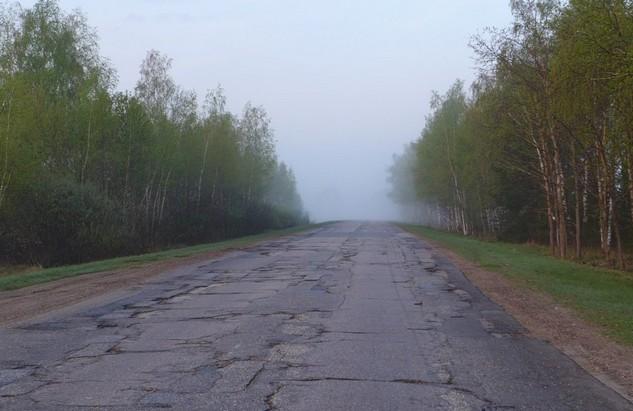 дорога после Ряжска