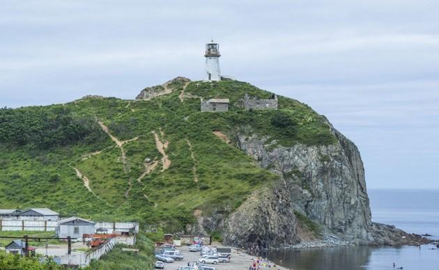 поездкка на маяк на мысе бринера