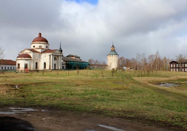 Кириловский монастырь
