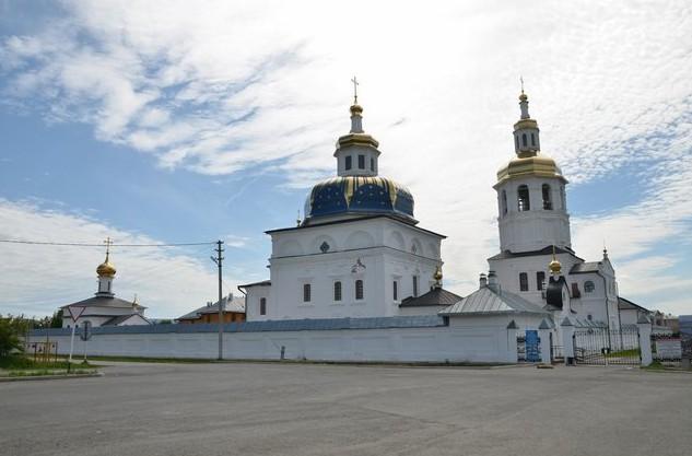 абалаковский монастырь возле тобольска