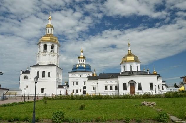 поездка в абалаковский монастырь