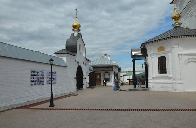 поход в абалаковский монастырь на авто