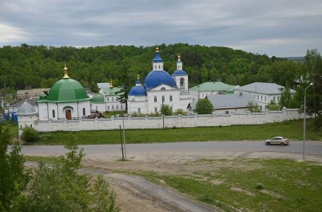 Иоанно-Введенский женский монастырь,