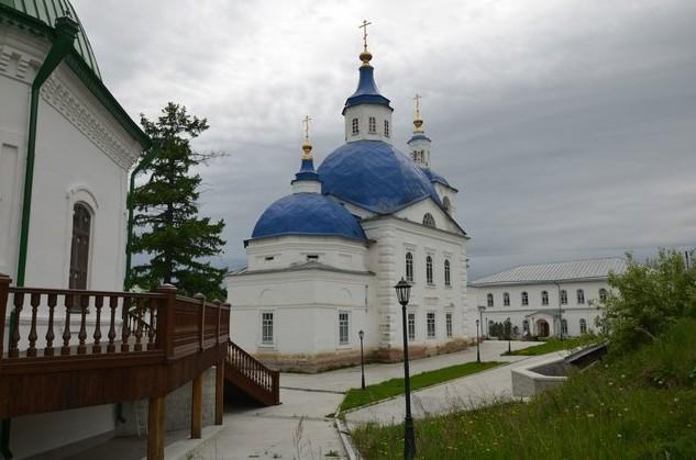 Иоанно-Введенский женский монастырь храм иоанна предтечи