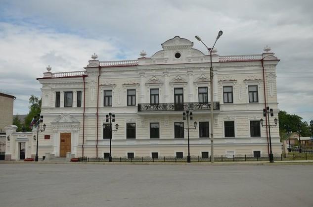музей истории судебной системы Западной Сибири.