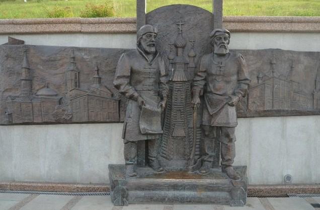 памятник на реке тура тобольск