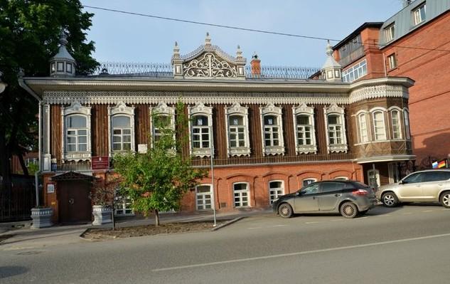 Дом Поповой 1911 г