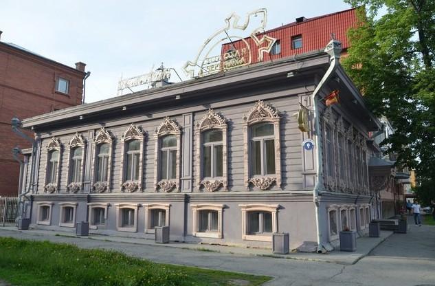 Дом купцов Чираловых