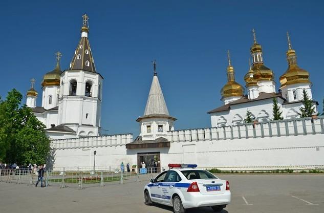 поездка в тобольск Троицкий мужской монастырь