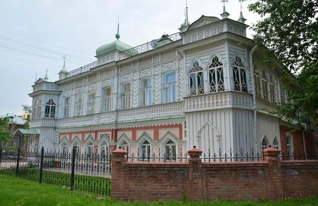дом агафуровых в екатеринбурге