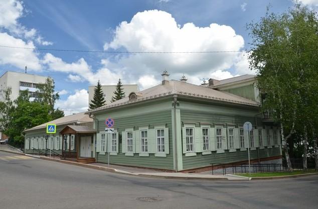 дом-музей Аксакова уфа