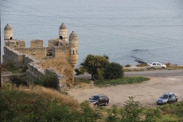 дорога в крым крепость еникале