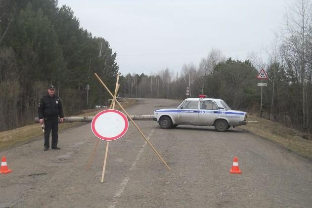 гаи закрыло дороги в омской области