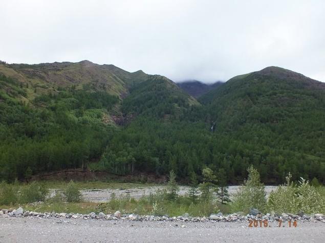 ручьи в горах