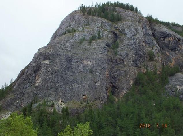 поездка в монды гора мамонт
