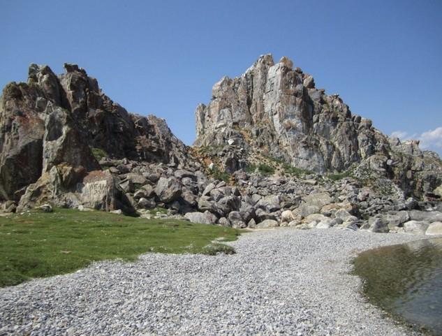 путешествие к скале шаманка байкал