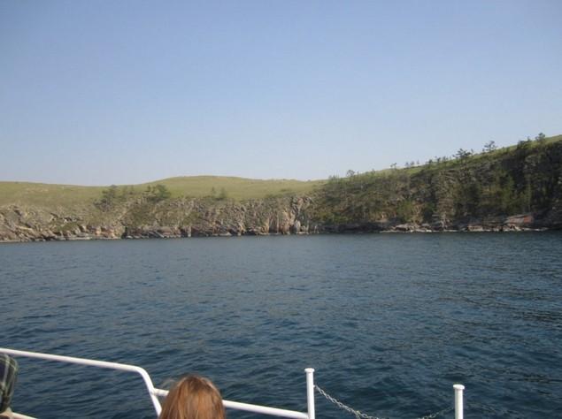 поездка на яхте по байкалу