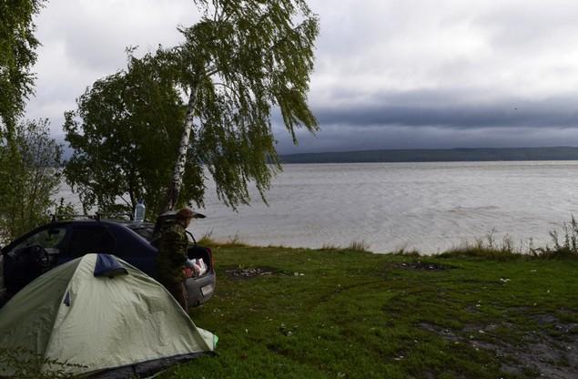 палатка сурское море