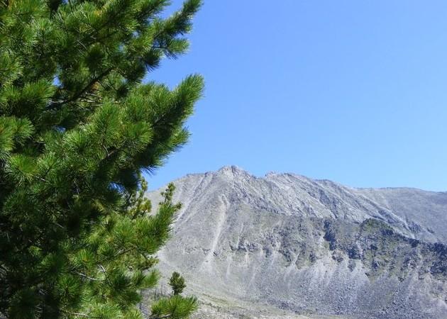 путешествие на тункинские гольцы вид на горы