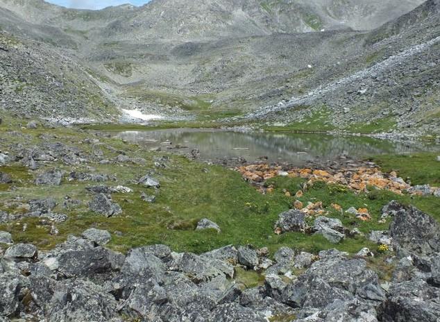 озеро артемьева тункинские гольцы