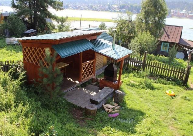гостевой дом ласточкино гнездо