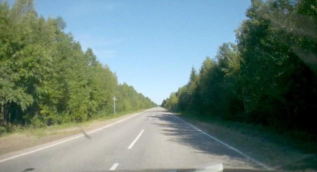 дорога р-5 после кириллова