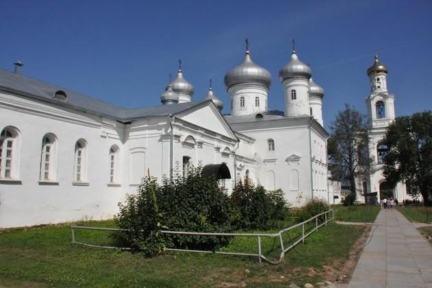 Свято-Юрьев мужской монастырь