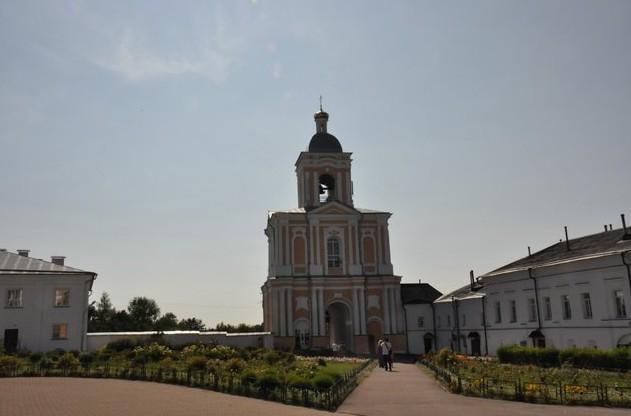 поездка на авто в Варлаамо-Хутынский Спасо-Преображенский женский монастырь