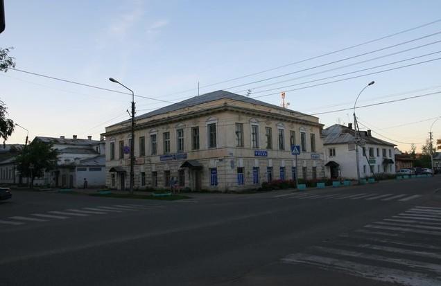 поездка на авто в Кириллов