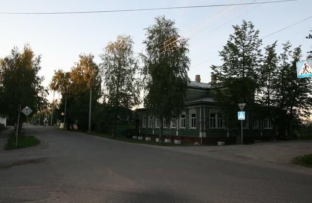 улицы кириллова