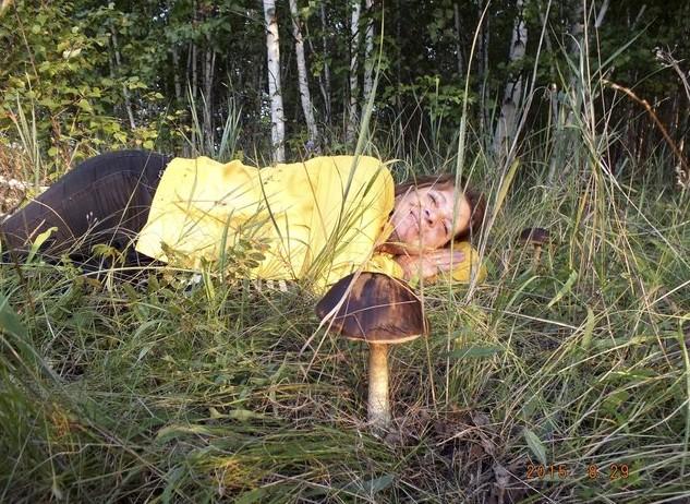 поездка на аршан за грибами
