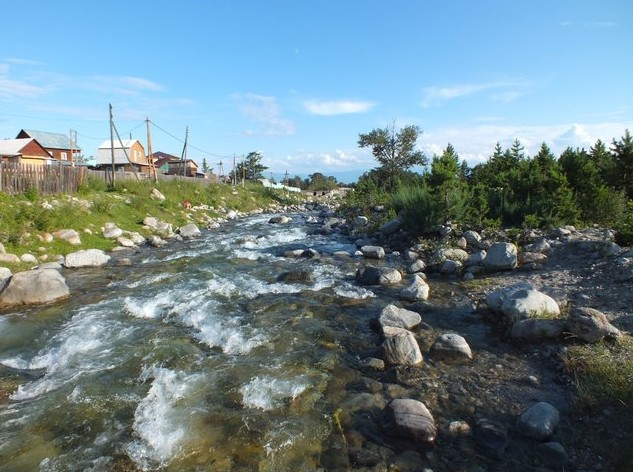река Кынгарга аршан