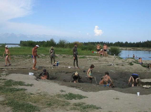 жемчуг грязевые ванны аршана