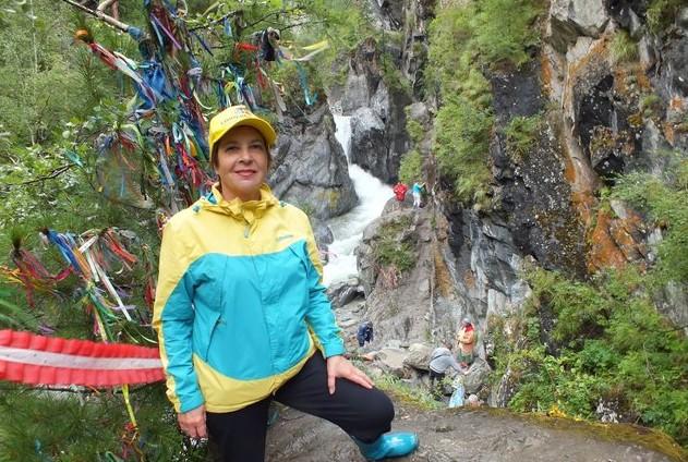 водопады на аршане