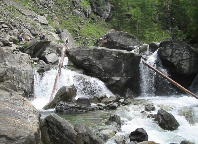 разруха на реке кынгарга аршан